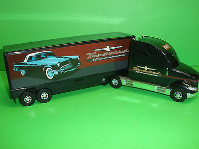 Getty Fuel Oil Gas Service Station 2005 Thunderbird Hauler Truck Replica Model A