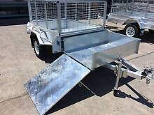 Heavy Duty Taipan Mower Trailer Package Hot Deals Now On! Coopers Plains Brisbane South West Preview