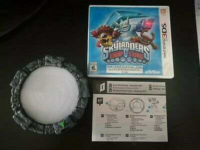 Nintendo  3DS Skylanders Trap Team Game STARTER PACK USA segunda mano  Embacar hacia Spain