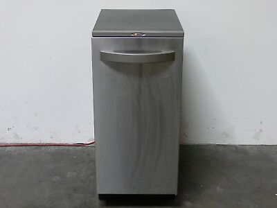 """Broan 15XESS 15"""" Programmable Trash Compactor - Stainless Steel"""