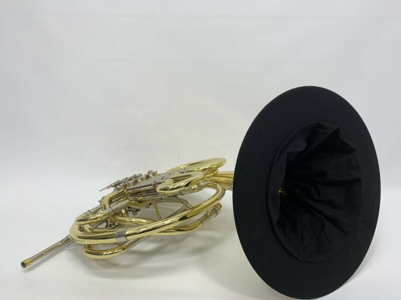 """French Horn Bell Cover Fits 11-12"""" Bells"""