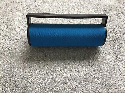 iWorld Sound Tube Wireless Speaker Blue
