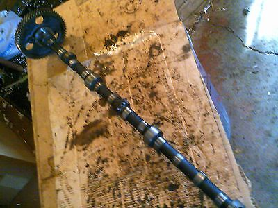 Oliver 770 Gas Tractor Engine Main Cam Shaft Camshaft Drive Gear Ready To Use