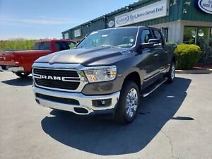 2019 RAM 1500 Big Horn CREW CAB/4X4/REMOTE START/TONNEAU COVE...