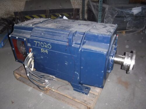 400 Hp Dc Reliance Electric Motor, 1150 Rpm, B509atz Frame, Dpfv, 500 V
