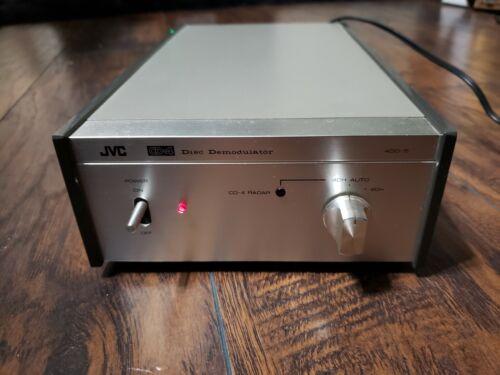 JVC 4DD-5 CD-4 Disc Demodulator