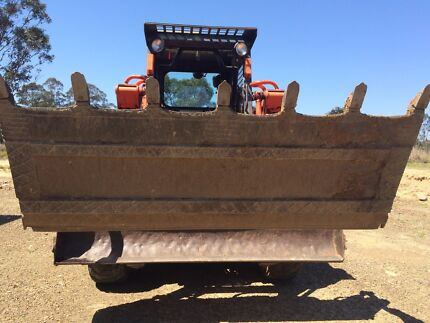 Toyota skid steer bobcat Gloucester Gloucester Area Preview