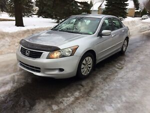 Honda Accord EX 2008 6 cylindres