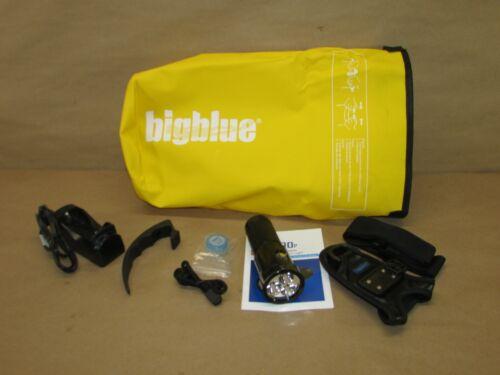 Bigblue TL2600P 2600 Lumens Video Tec Light Black