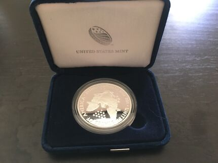 2013 American Eagle One Ounce Silver Proof Coin