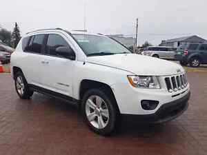 * * 2011 JEEP COMPASS NORTH 4X4 * * 6 MONTH WARRANTY INCLUDED *