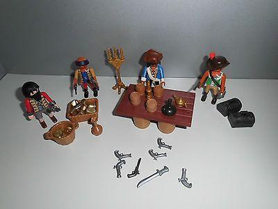Playmobil Piratenbande mit Beuteschatz