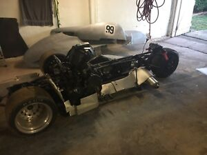 F1 Roadracing Sidecar