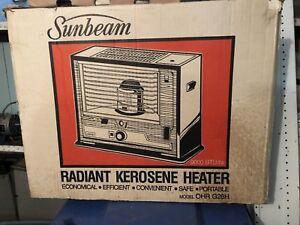 Sunbeam Kerosene Heater