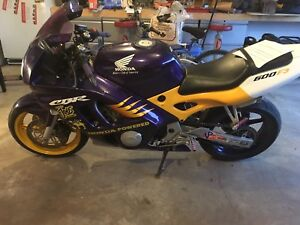 1998 CBR 600 f3 smoking joe addition