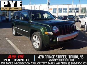 2010 JEEP PATRIOT LIMITED FWD - AS IS