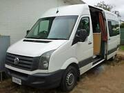 VW Crafter. 2 berth, Motor home. REDUCED!! St Marys Mitcham Area Preview