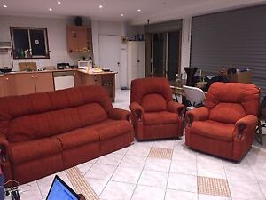 4 seater sofa & two armchairs for ONLY $200 Epping Whittlesea Area Preview