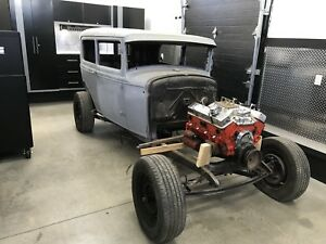 31 ford model A .. project ratrod hotrod