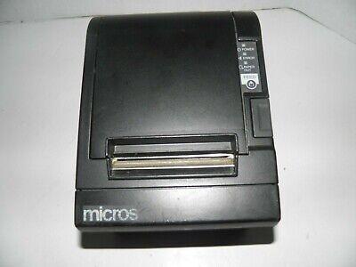 Epson Micros M129c Tm-t88iii Thermal Pos Receipt Printer Idn Printer Only