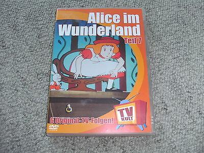 Wunderland Teil (Alice im Wunderland - Teil 7 (2004) DVD Kinder Mädchen)