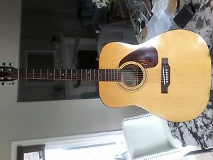 yamaha acoustic 6 string