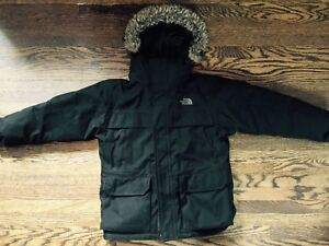 The North Face (NorthFace) Boys parka (small 7/8)