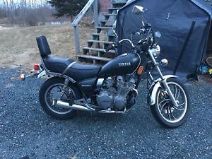 1980 Yamaha maxim-I 650