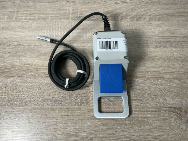 Gyrus ACMI Diego System Bipolar Foot Switch Pedal REF 70339054