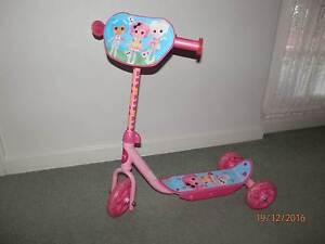 Pink La La Loopsy Three Wheeled Scooter Hope Valley Tea Tree Gully Area Preview