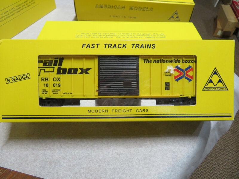 American Models Railbox 50