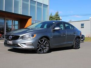2018 Volvo S60 T5 Dynamic AWD | FULL VOLVO WARRANTY TO 160K