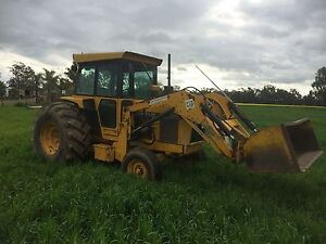 3380 front end loader tractor Yerong Creek Lockhart Area Preview