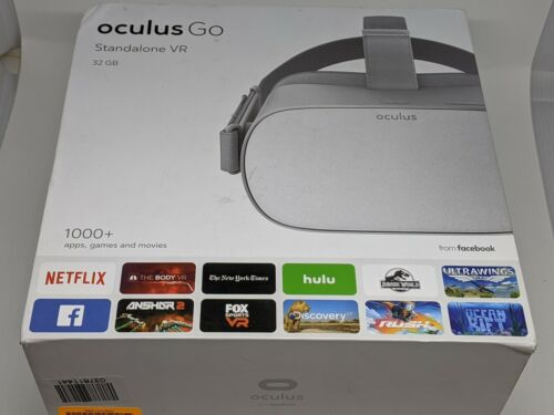 Oculus - Go 32GB Stand-Alone VR Headset (MH-A32)