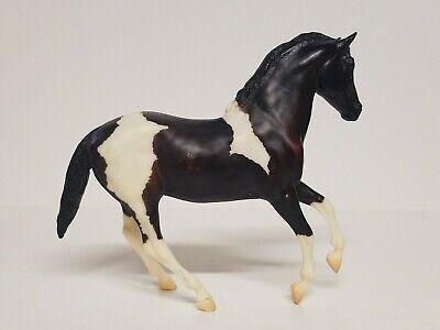 Vintage Breyer Molding Chestnut Brown and White Stallion Horse