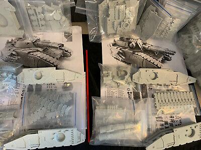 Space Marine Legion Glaive & Falchion Tank Destroyer Warhammer 40K Horus Heresy