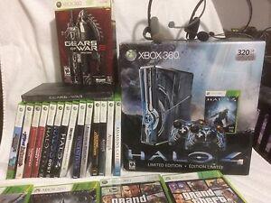 Xbox 360 spécial edition Halo