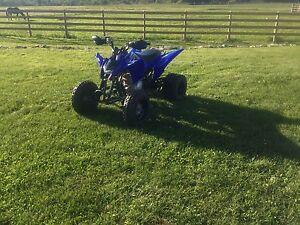 Yamaha Raptor 125cc