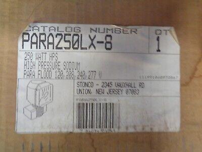 New Stonco Para250xl-8 250w High Pressure Sodium Para Flood Light