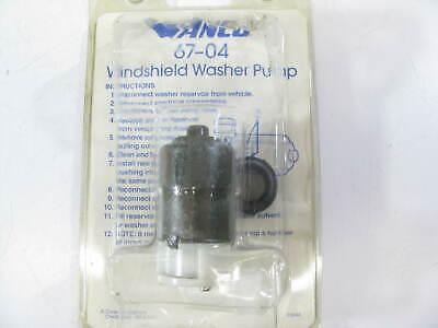 Anco 67-04 Windshield Wiper Motor - Front / Rear