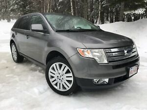 2010 Ford Edge Limited, All Wheel Drive, Sunroof, Leather!!!