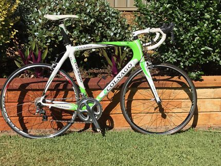 Racing Bike: Colnago CLX 2.0