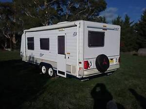 2002 Golf 21ft Caravan Oberon Oberon Area Preview