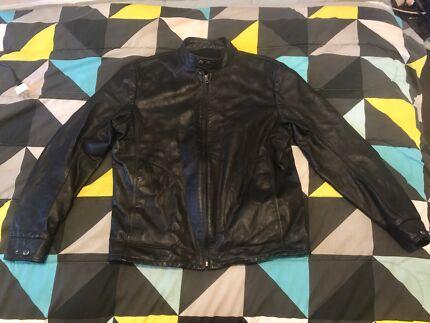 Bisonte Womens Leather Jacket