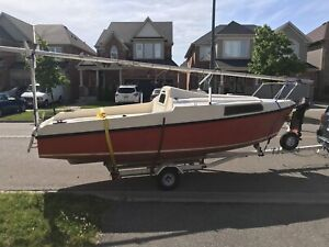 TRADE 18' BOAT FOR PICKUP TRUCK