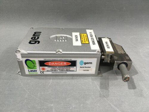 Laser Quantum Gem 532nm 1064nm DPSS Fiber Coupled Module
