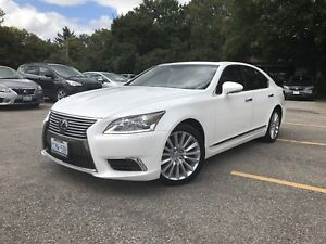 2013 Lexus LS460 Ultra Premium Package
