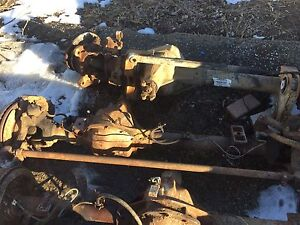 2005 super duty front axle 373 gears