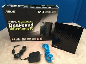 FS: Asus RT-N56U Dual Band Wireless N Router