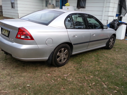 SWAPS FOR A CAR WITH REGO OR $700ono   Vy 2003 model 5 brand new